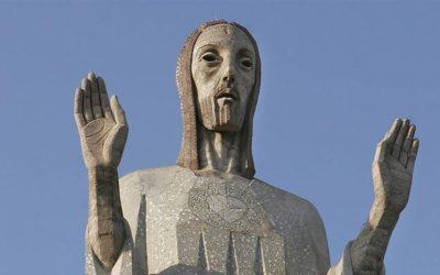 El Cristo del Otero por Santiago Zurita
