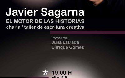 Taller sobre escritura creativa. Javier Sagarna