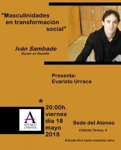 """""""Masculinidades en Transformación Social"""" @ Sede del Ateneo"""