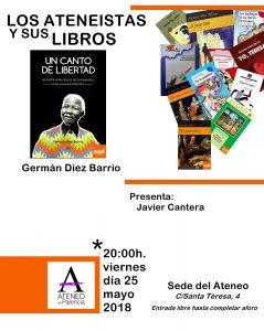 Los Ateneístas y sus libros @ Sede del Ateneo