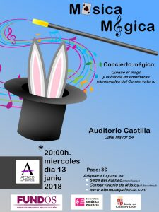 Sección de música @ Auditorio Castilla