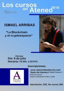 CURSO: ISMAEL ARRIBAS @ Sede del Ateneo