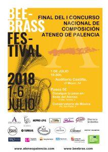 FINAL DEL I CONCURSO NACIONAL DE COMPOSICIÓN ATENEO DE PALENCIA. @ Auditorio Castilla