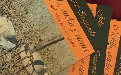 Comentarios sobre el Libro: CASTILLA ANCHA Y ETERNA de Julio César Izquierdo