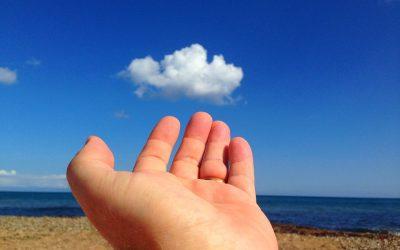 El joven que movía las nubes