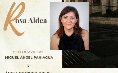 Los ateneístas y su ciudad: ROSA ALDEA
