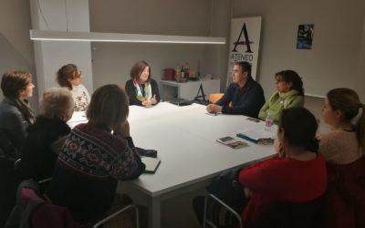 Reunión de la sección de Psicoanálisis del mes de abril