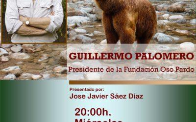 Charla con GUILLERMO PALOMERO