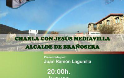 Charla con Jesús Mediavilla