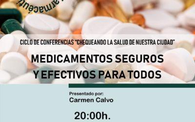 Medicamentos seguros y efectivos para todos